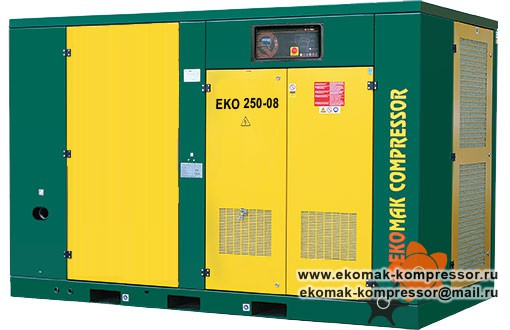 Компрессор Ekomak EKO 250 - 8 bar