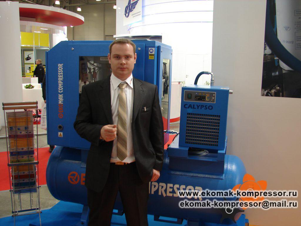 Поставка винтовых компрессоров Ekomak