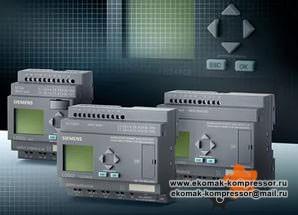 Система управления - модульная компрессорная станция Ekomak