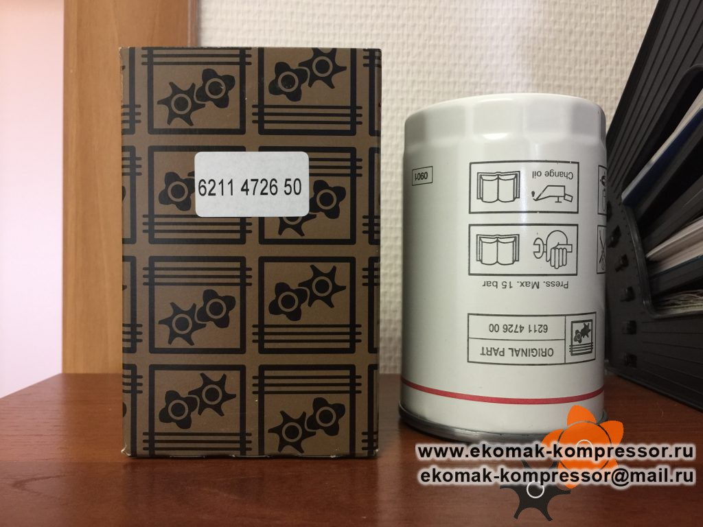 Масляный фильтр 6211472550, 6211472500