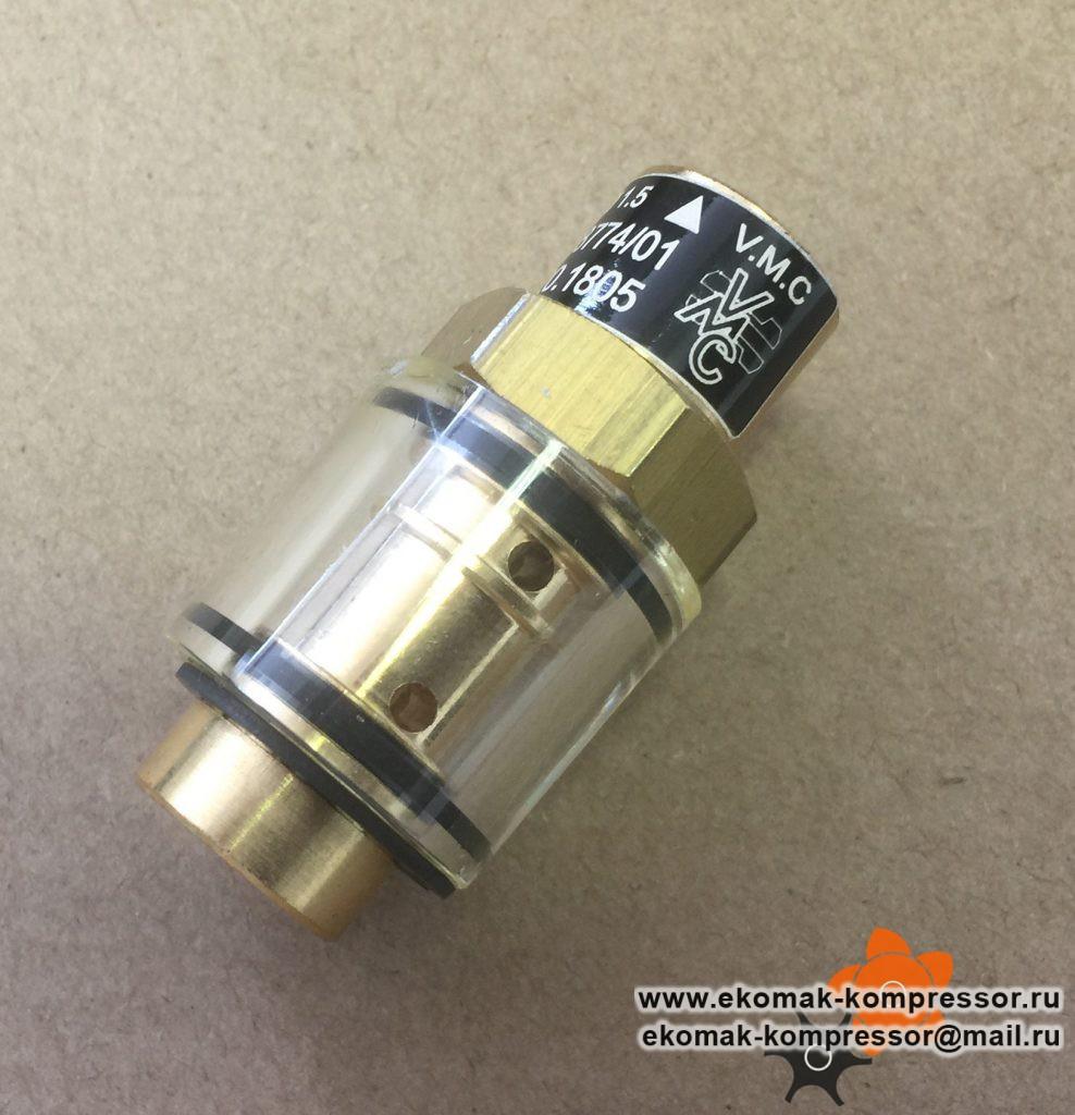 Окно для определения уровня масла (клапан на сброс отсепар. масла) 9056694(2236105922)_Ab